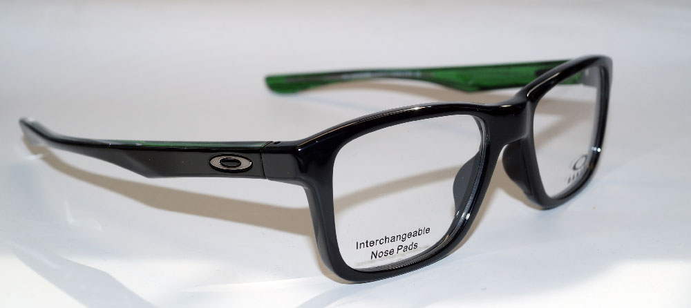 OAKLEY Brillenfassung Brillengestell Eyeglasses Frame OX 8107 02 Splinter Gr.51