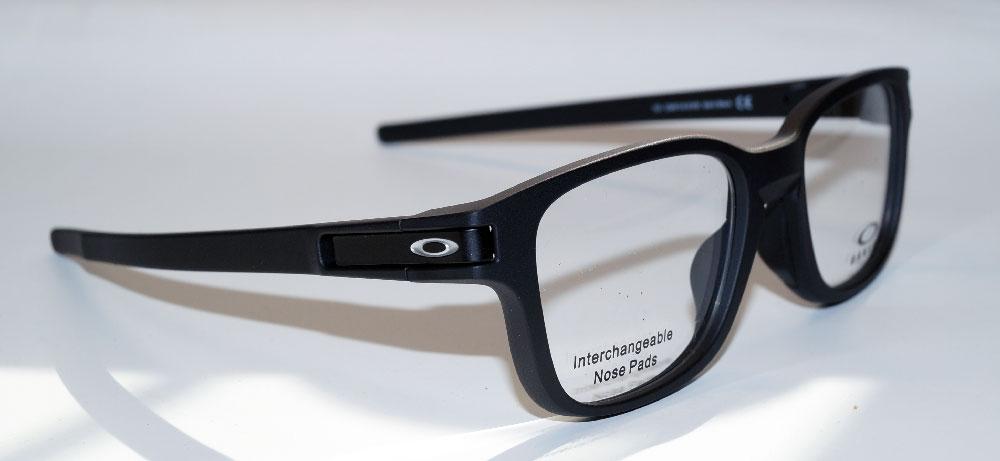 OAKLEY Brillenfassung Brillengestell Eyeglasses Frame OX 8114 01 Latch SS 50
