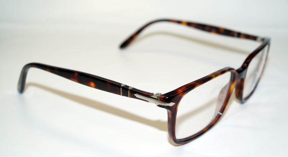 PERSOL Brillenfassung Brillengestell Eyeglasses Frame PO 3013 24 Gr.53