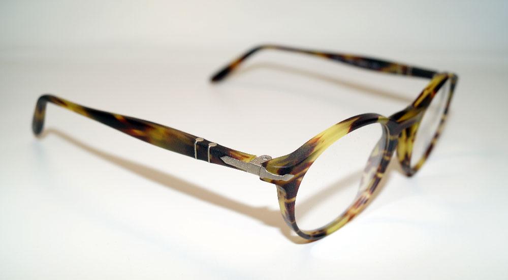 PERSOL Brillenfassung Brillengestell Eyeglasses Frame PO 3092 9023 Gr.46