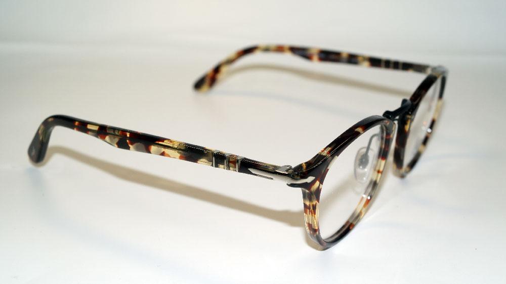 PERSOL Brillenfassung Brillengestell Eyeglasses Frame PO 3107 1057 Gr.49