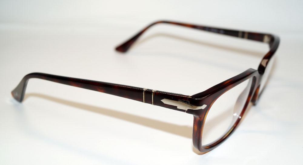 PERSOL Brillenfassung Brillengestell Eyeglasses Frame PO 3131 24 Gr.54
