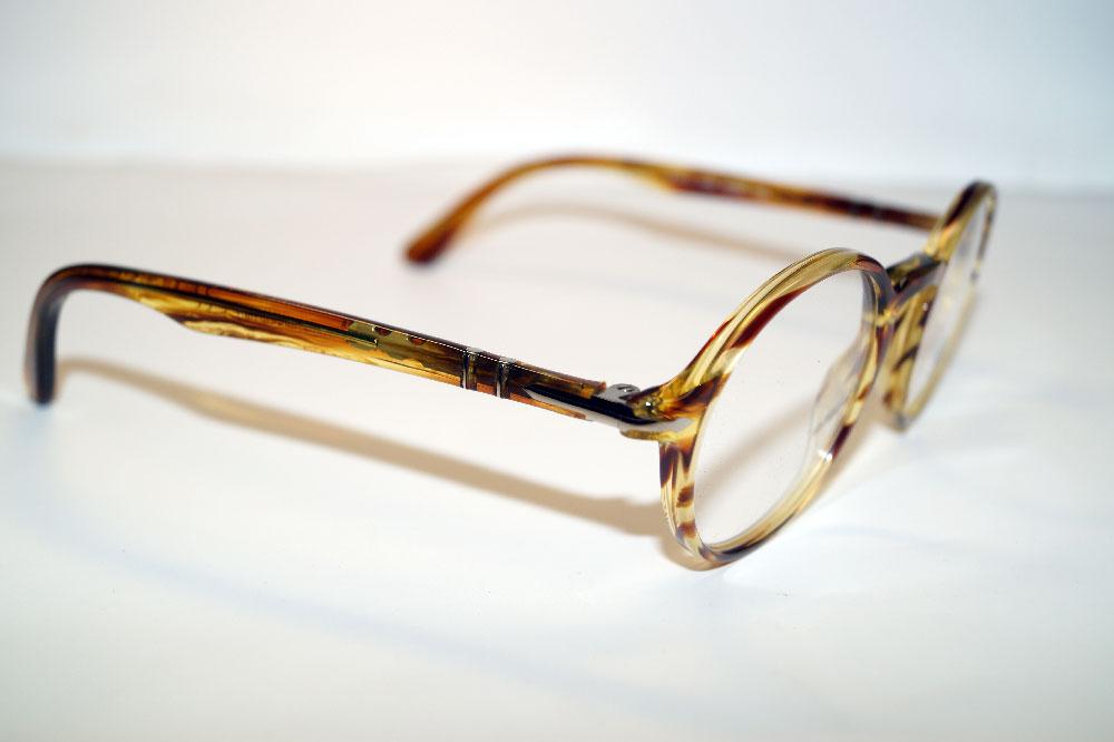 PERSOL Brillenfassung Brillengestell Eyeglasses Frame PO 3141 1050 Gr.46