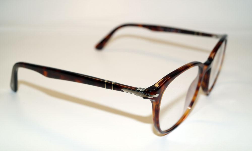 PERSOL Brillenfassung Brillengestell Eyeglasses Frame PO 3176 24 Gr.50