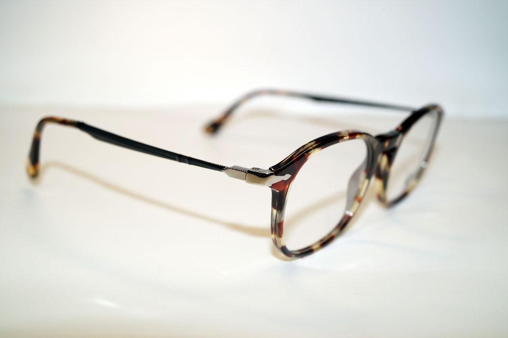PERSOL Brillenfassung Brillengestell Eyeglasses Frame PO 3179 1057 Gr.49