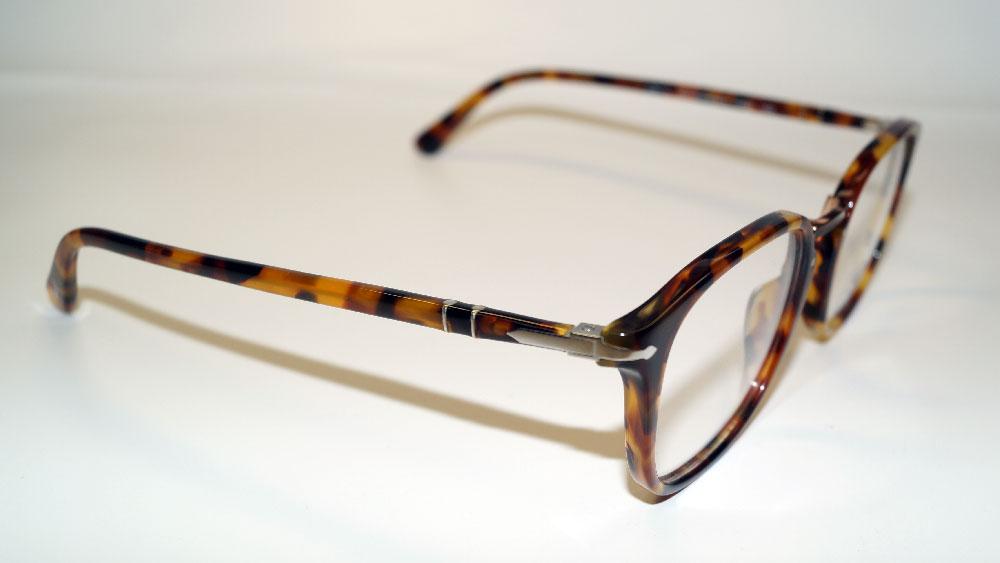 PERSOL Brillenfassung Brillengestell Eyeglasses Frame PO 3187 1052 Gr.49