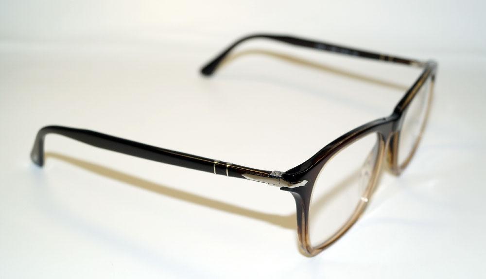 PERSOL Brillenfassung Brillengestell Eyeglasses Frame PO 3188 1026 Gr.53