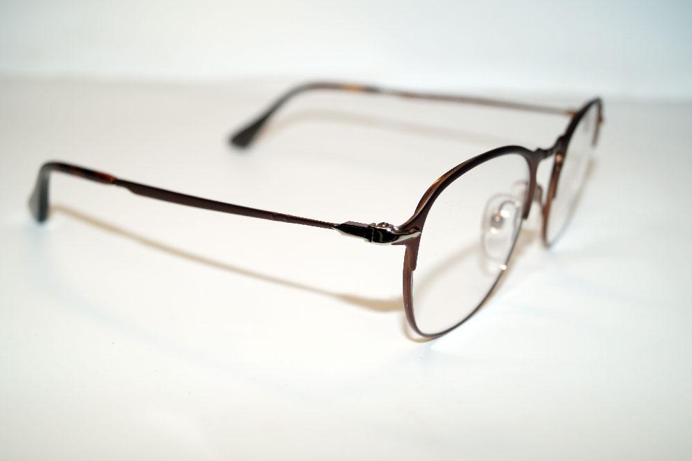PERSOL Brillenfassung Brillengestell Eyeglasses Frame PO 7007 1072 Gr.49