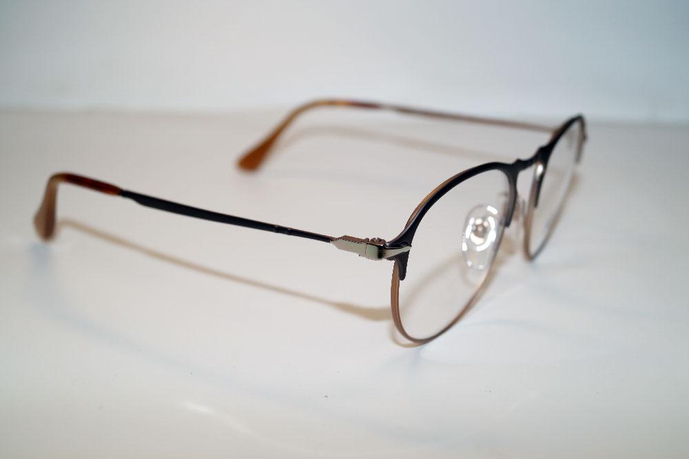 PERSOL Brillenfassung Brillengestell Eyeglasses Frame PO 7092 1071 Gr.46