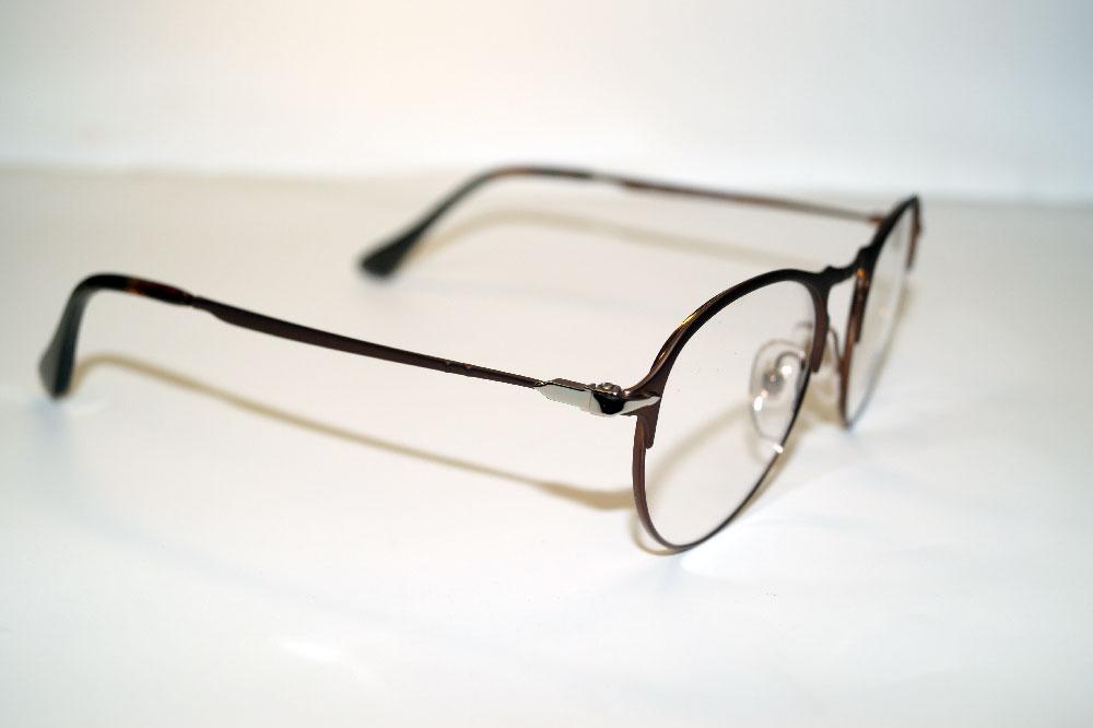 PERSOL Brillenfassung Brillengestell Eyeglasses Frame PO 7092 1072 Gr.46