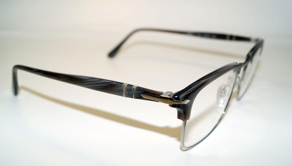 PERSOL Brillenfassung Brillengestell Eyeglasses Frame PO 8359 1056 Gr.53