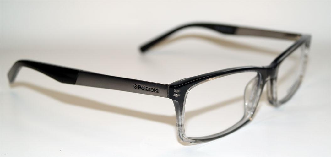 POLAROID Brillenfassung Brillengestell Eyeglasses Frame PLD 1P 003 1FJ Gr.55