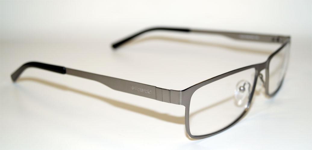 POLAROID Brillenfassung Brillengestell Eyeglasses Frame PLD 1P 008 R81 Gr.57