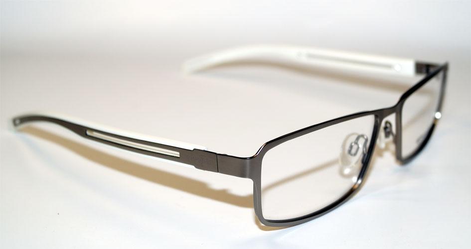 POLAROID Brillenfassung Brillengestell Eyeglasses Frame PLD 4P 005 6OO Gr.56