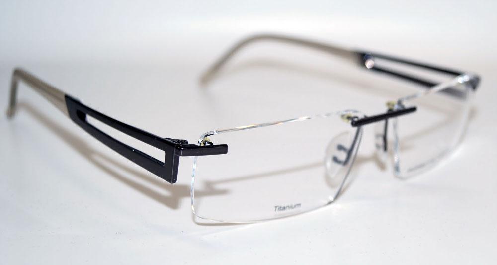 PORSCHE Brillenfassung Brillengestell Eyeglasses Frame P8173 A E88