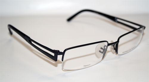 PORSCHE Brillenfassung Brillengestell Eyeglasses Frame P8703 A E92
