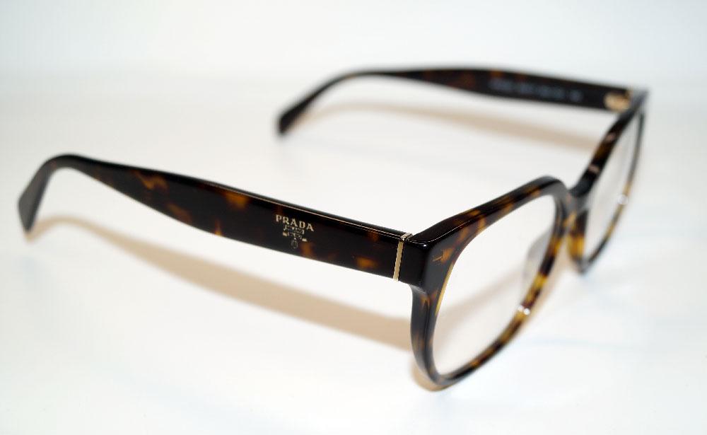 PRADA Brillenfassung Brillengestell Eyeglasses Frame 0PR 02UV 2AU1O1 Gr.50