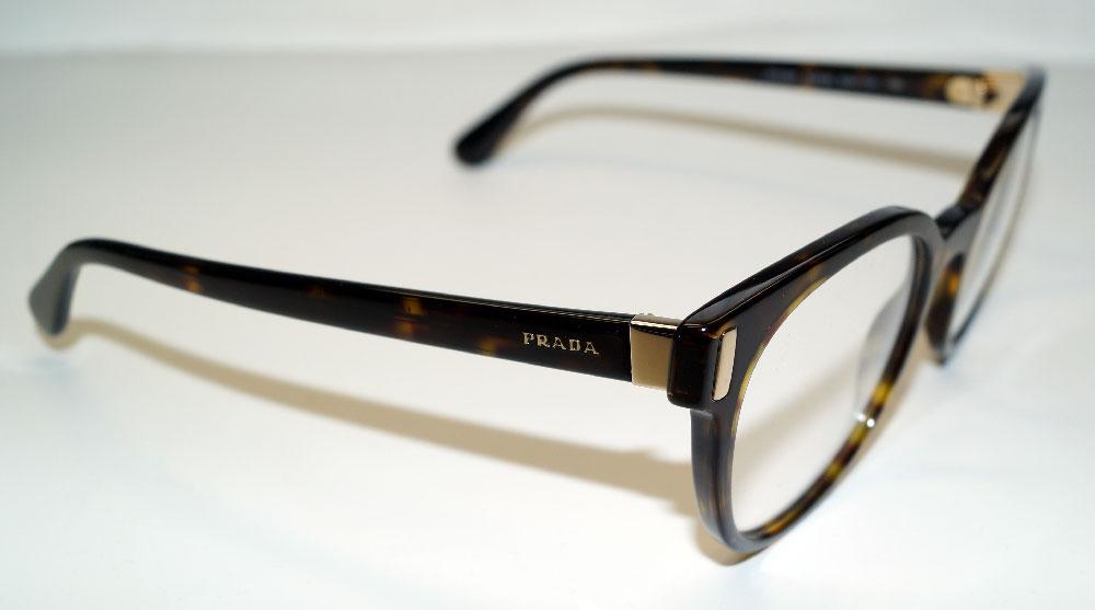 PRADA Brillenfassung Brillengestell Eyeglasses Frame 0PR 06TV 2AU1O1 Größe 52
