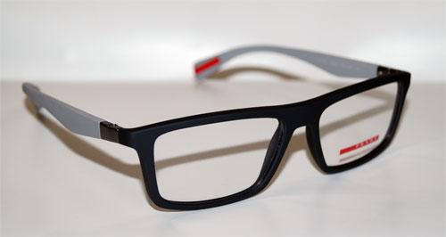 PRADA Brillenfassung Brillengestell Eyeglasses Frame 0PS 02FV TFZ1O1 Gr. 54