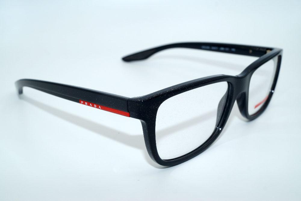 PRADA Brillenfassung Brillengestell Eyeglasses Frame 0PS 02GV UB81O1 Gr. 54