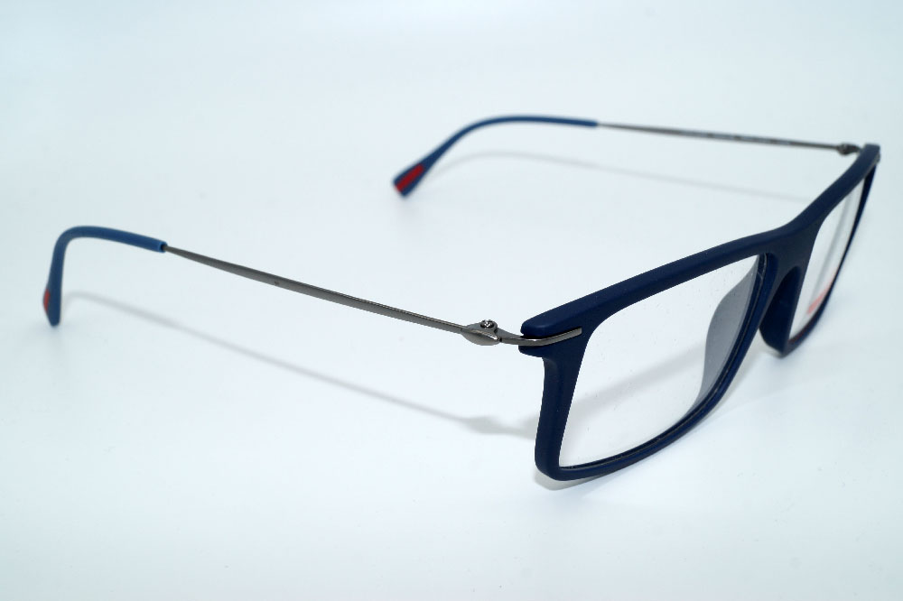 PRADA Brillenfassung Brillengestell Eyeglasses Frame 0PS 03EV TFY1O1 Gr. 53