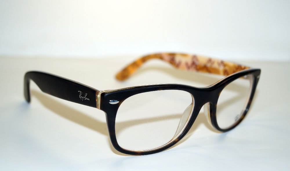 RAY BAN Brillenfassung Brillengestell Eyeglasses Frame RX 5184 5409 Gr.52