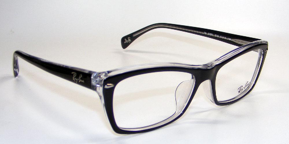 RAY BAN Brillenfassung Brillengestell Eyeglasses Frame RX 5255F 2034 Gr.53