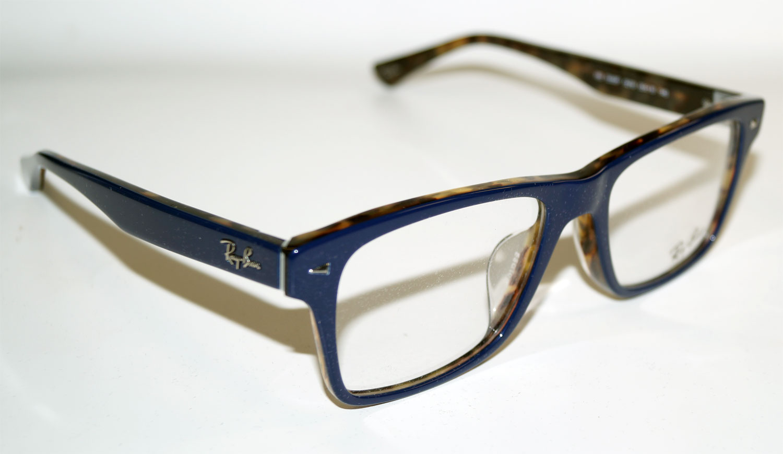 RAY BAN Brillenfassung Brillengestell Eyeglasses Frame RX 5308F 5219 Gr.53