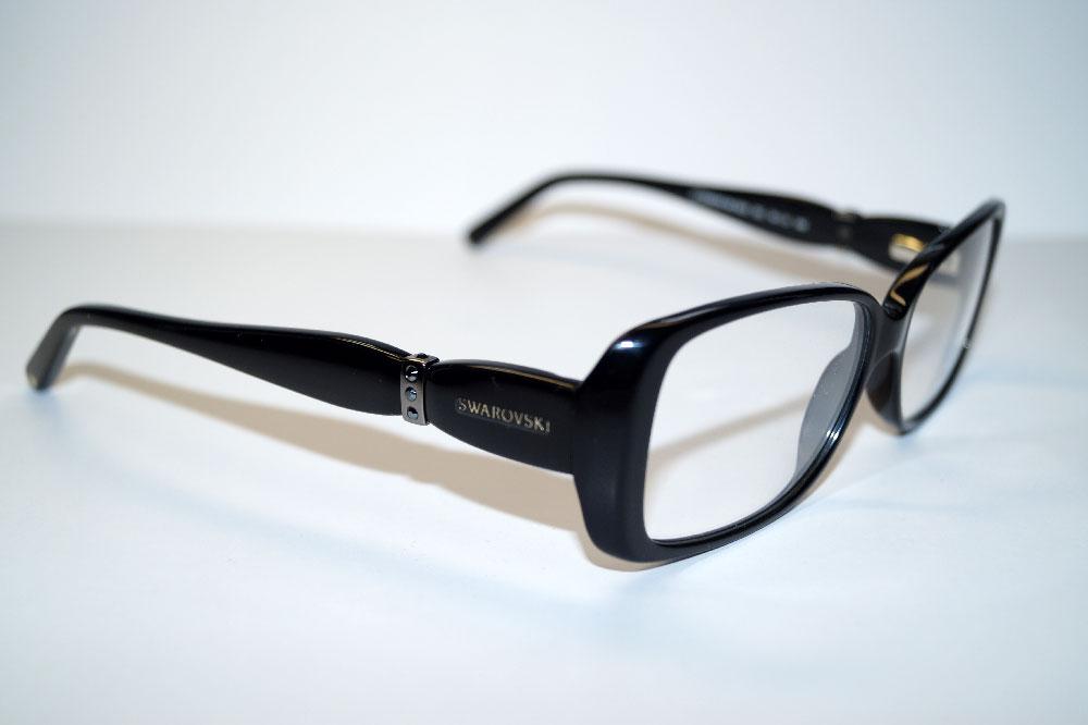 SWAROVSKI Brillenfassung Brillengestell Eyeglasses SK 5025 001