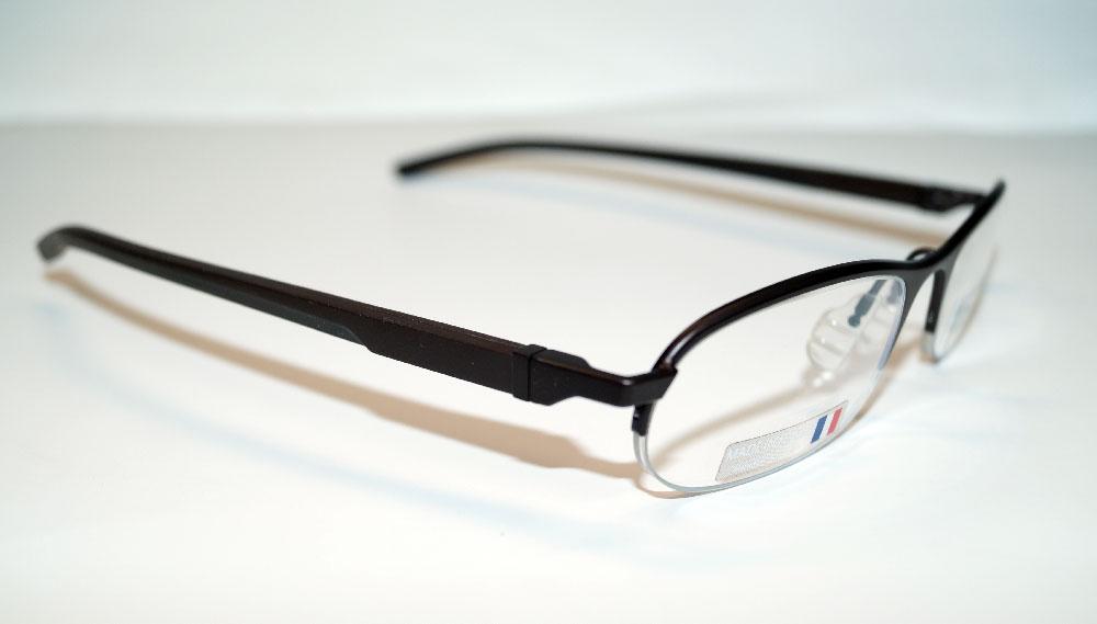 Tag Heuer Brillenfassung Brillengestell Eyeglasses Frame TH0823 003 Größe 52