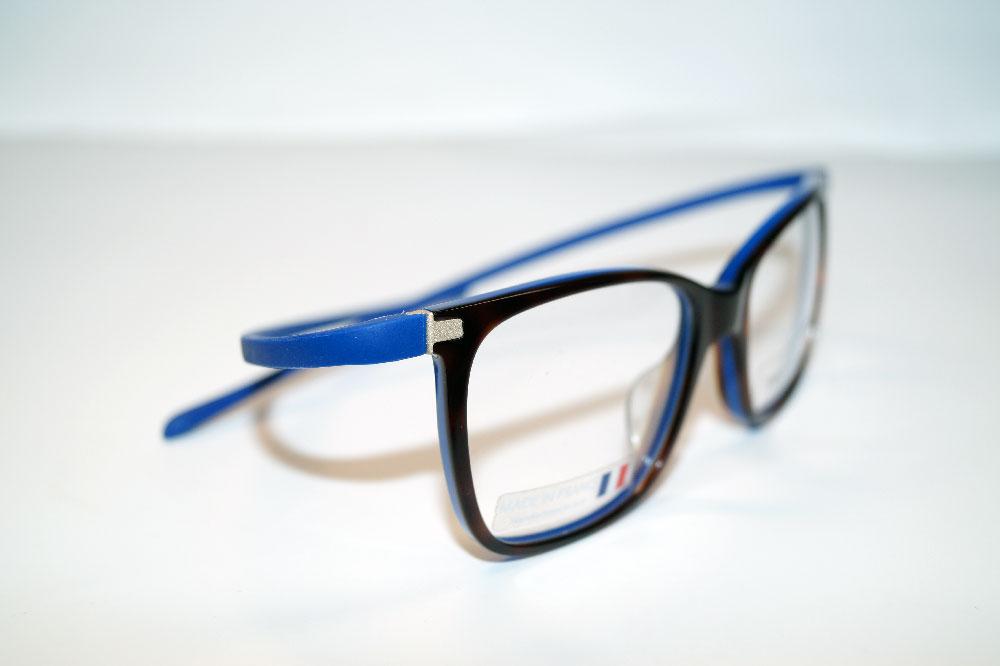 Tag Heuer Brillenfassung Brillengestell Eyeglasses Frame TH3012 003 Größe 47