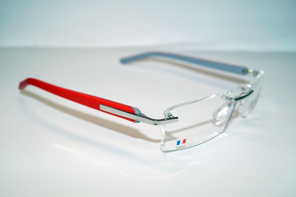 Tag Heuer Brillenfassung Brillengestell Eyeglasses Frame TH8109 015 Größe 56