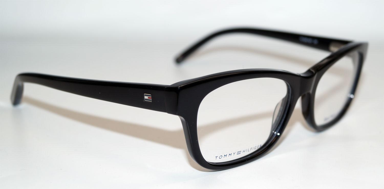 TOMMY HILFIGER Brillenfassung Brillengestell Eyeglasses TH 1204 807