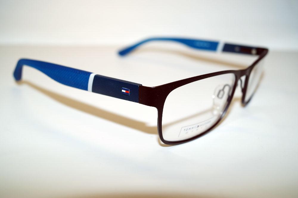 TOMMY HILFIGER Brillenfassung Brillengestell Eyeglasses TH 1284 Y95