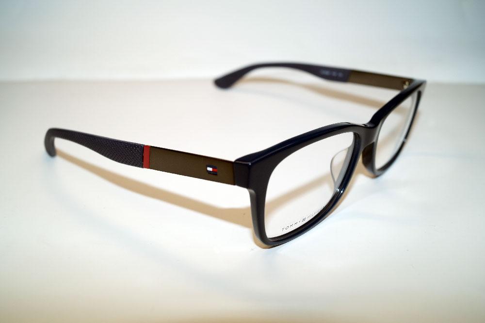 TOMMY HILFIGER Brillenfassung Brillengestell Eyeglasses TH 1532 PJP