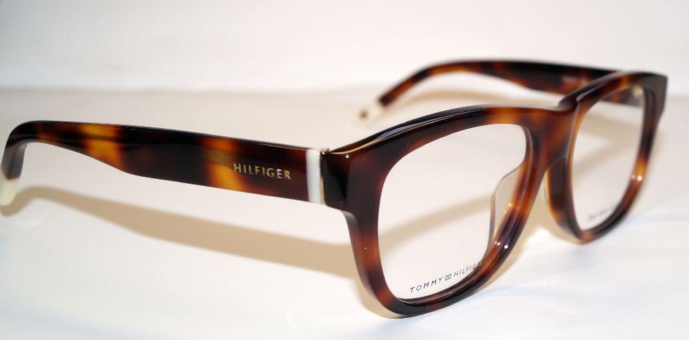 TOMMY HILFIGER Brillenfassung Brillengestell Eyeglasses TH 5017 05L