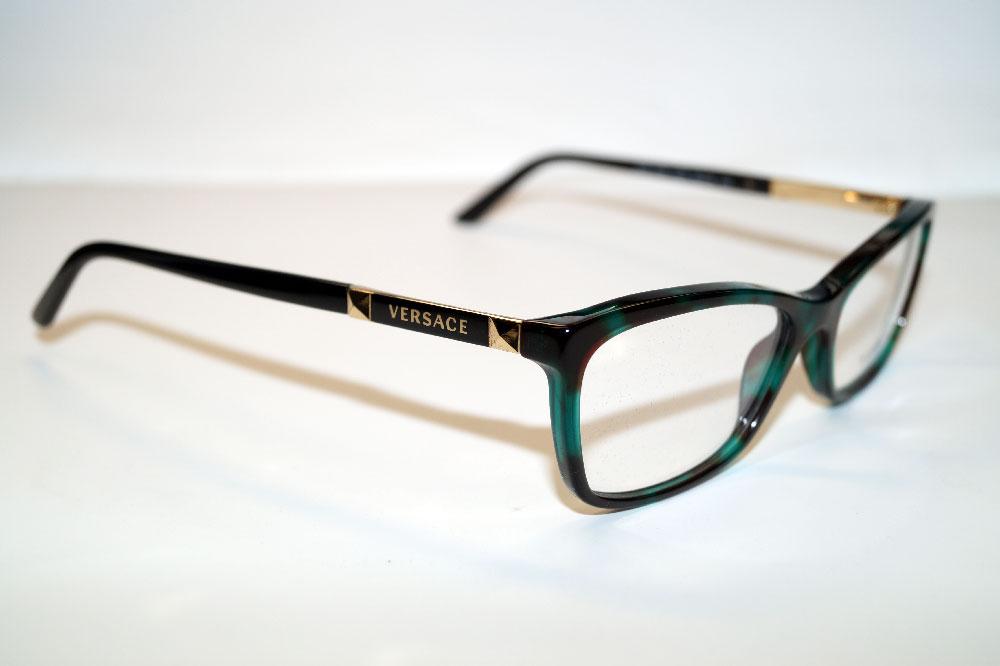 VERSACE Brillenfassung Brillengestell Eyeglasses Frame VE 3186 5076