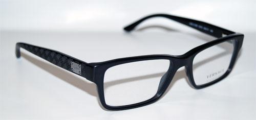 VERSACE Brillenfassung Brillengestell Eyeglasses Frame VE 3198 5079