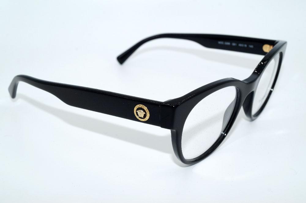 VERSACE Brillenfassung Brillengestell Eyeglasses Frame VE 3268 GB1