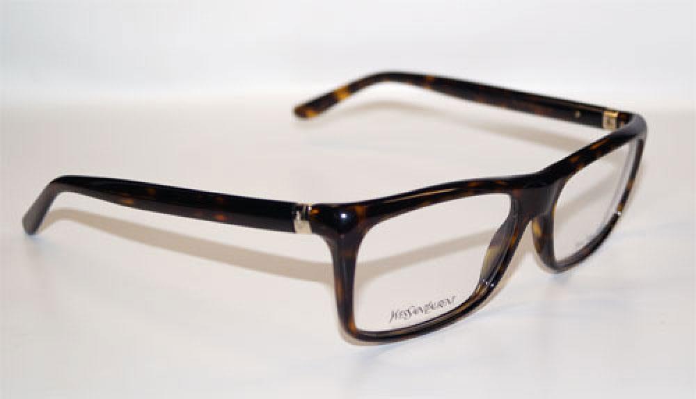 YVES SAINT LAURENT Brillenfassung Brillengestell Eyeglasses YSL 2328 086