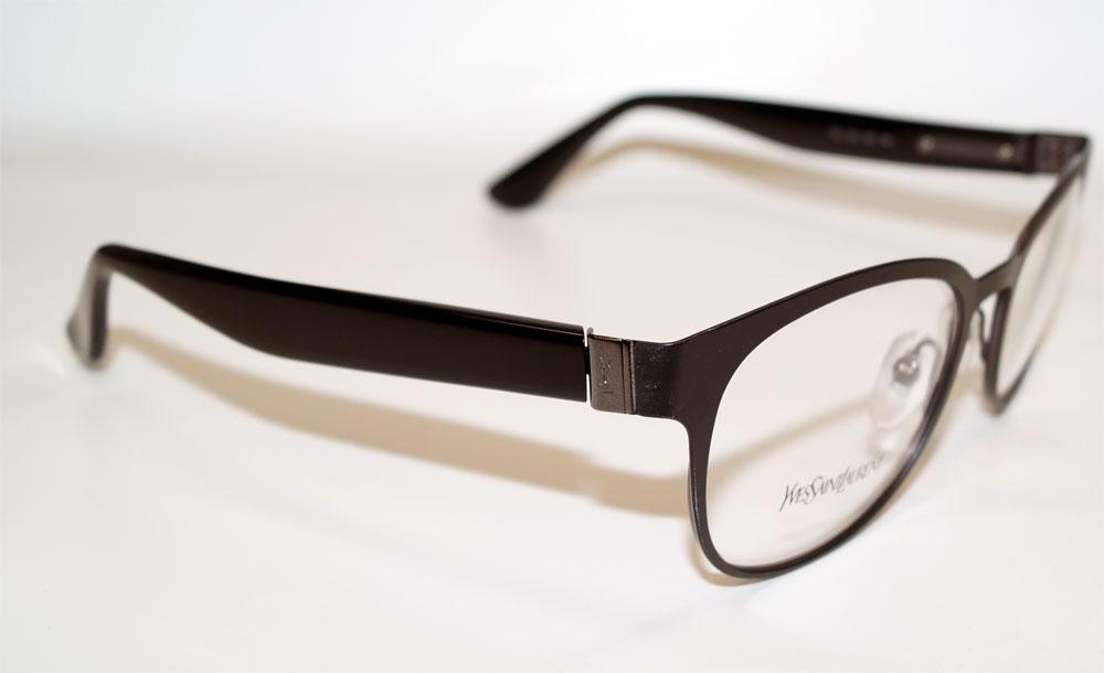 YVES SAINT LAURENT Brillenfassung Brillengestell Eyeglasses YSL 2356 83E