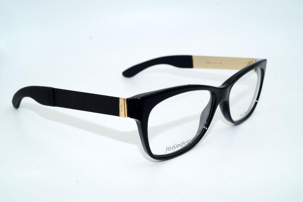 YVES SAINT LAURENT Brillenfassung Brillengestell Eyeglasses YSL 6367 ST4