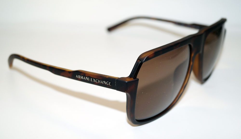 ARMANI EXCHANGE AX 4066 802973 Sonnenbrille Sunglasses