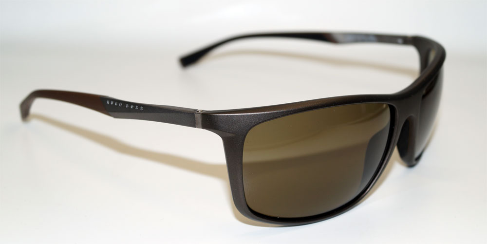 HUGO BOSS BLACK Sonnenbrille Sunglasses BOSS 0583 F MZA TD