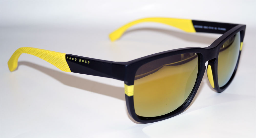 HUGO BOSS BLACK Sonnenbrille Sunglasses BOSS 0916 1XE C4