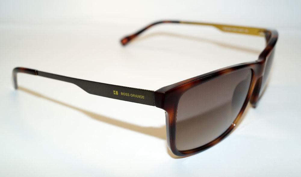 BOSS ORANGE Sonnenbrille Sunglasses BO 0163 8XL HA