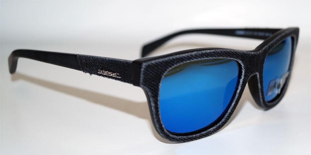 DIESEL Sonnenbrille Sunglasses DL 0111 01X Gr.54