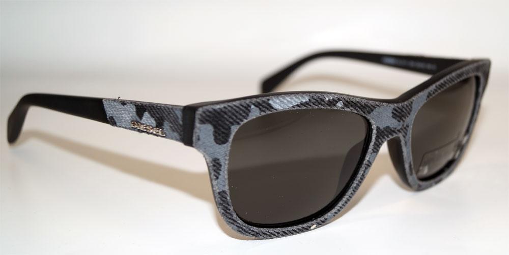 DIESEL Sonnenbrille Sunglasses DL 0111 20A Gr.52