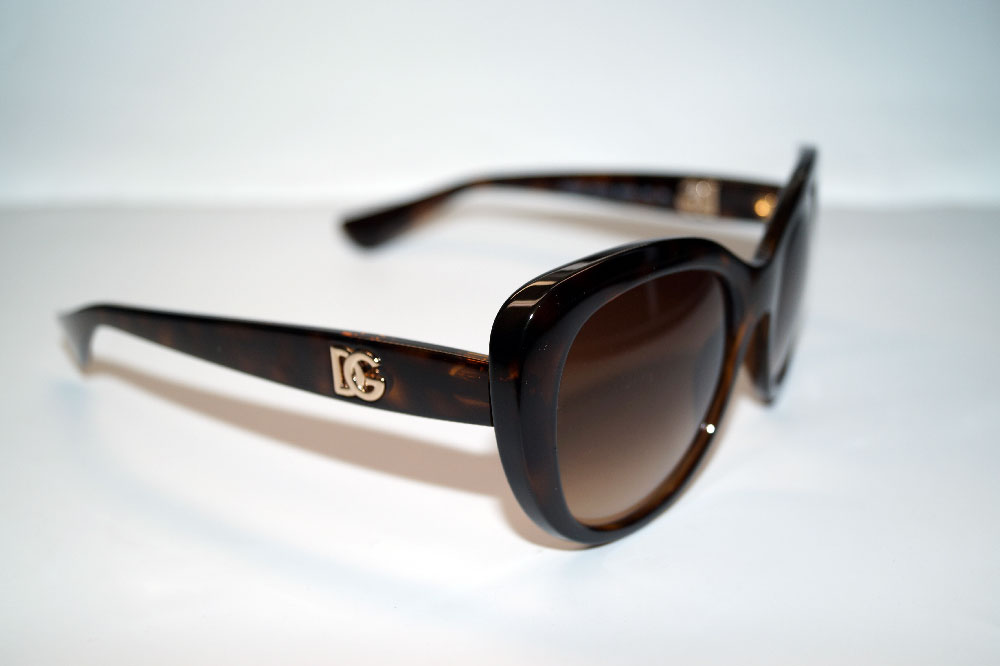 DOLCE & GABBANA Sonnenbrille Sunglasses DG 6090 502 13