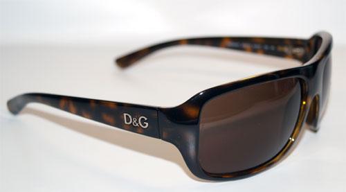 DOLCE & GABBANA Sonnenbrille Sunglasses DG 8049 502 73